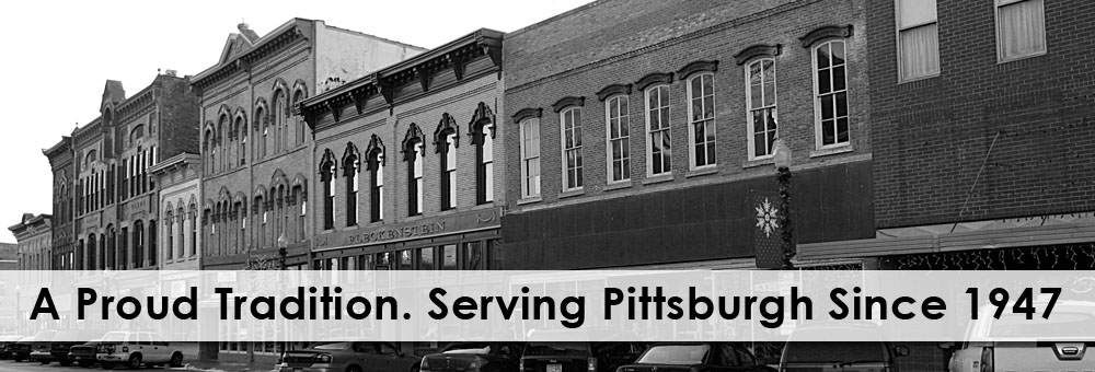 Serving Pittsburgh since 1947 Excel Glass Office